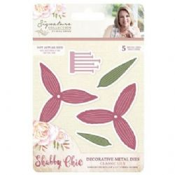 Sara Signature Collection - Shabby Chic Metal Die - Classic Lily